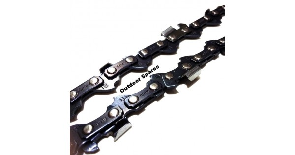 Flymo Woodshark 2200 Chainsaw Chain 55 Drive Link .050