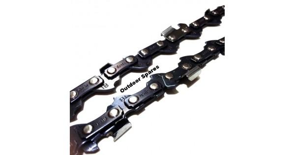 Spear & Jackson MC640 Chainsaw Chain 57 Drive Link .050