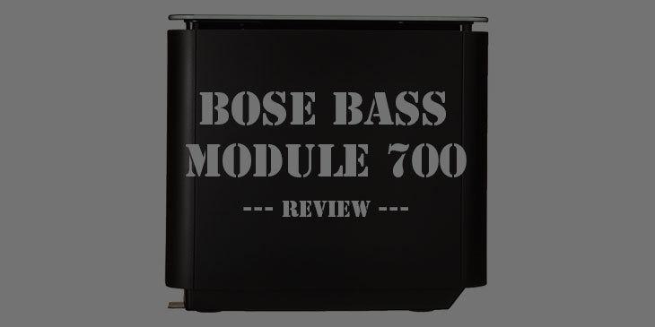 Bose Bass Module