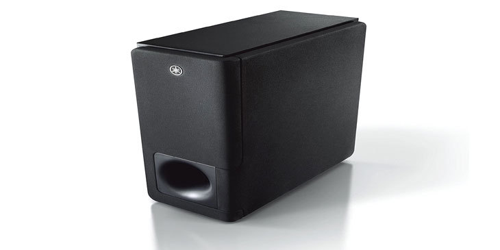 Yamaha YAS-207BL Sound Bar X Black