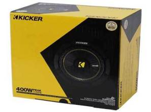 Kicker CompC 44CWCD84 Subwoofer