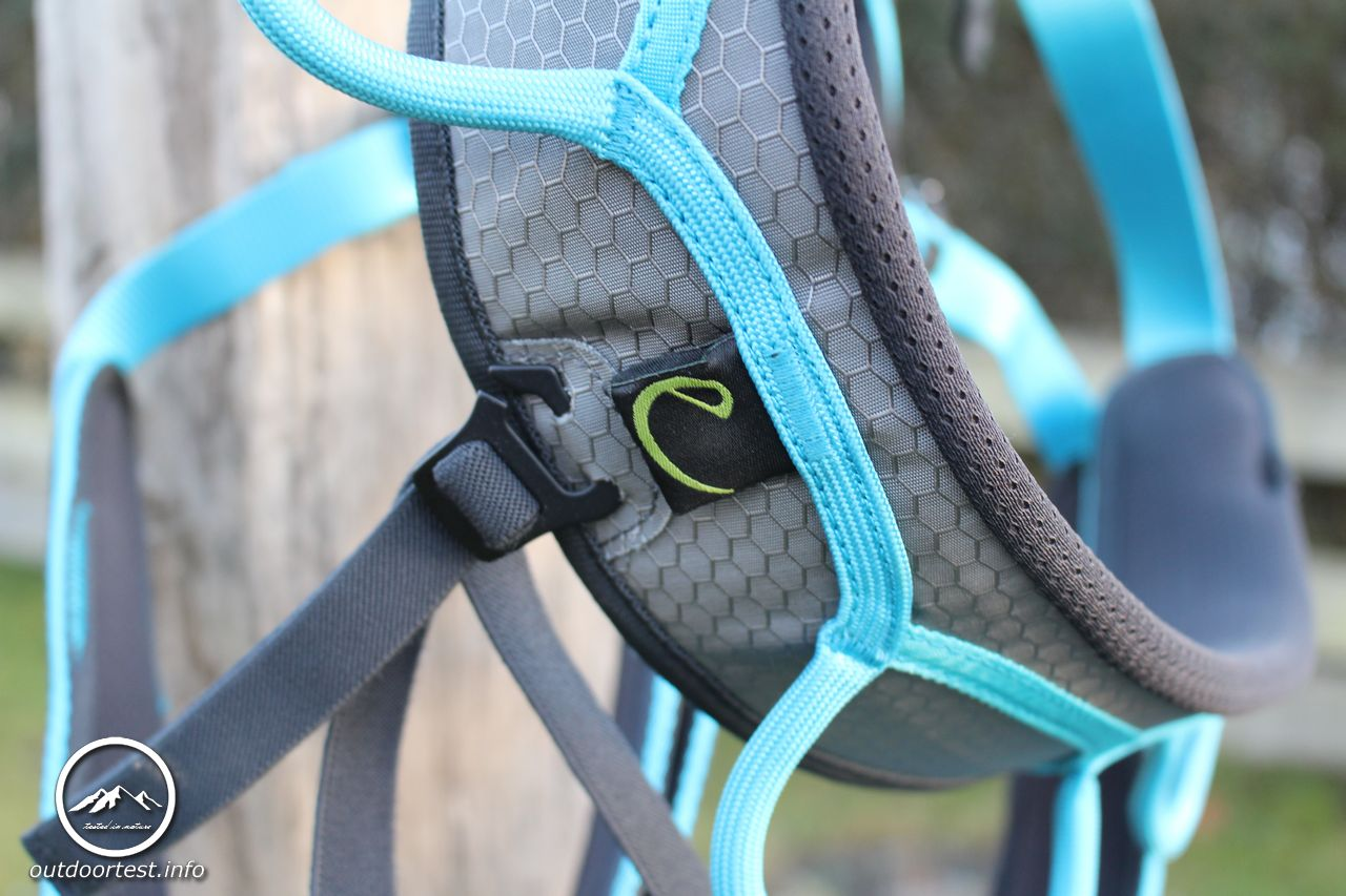 Klettergurt Männer Test : Edelrid jay ii klettergurt outdoortest tested in nature