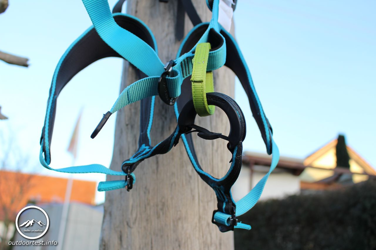 Klettergurt Edelrid Jay Test : Edelrid jay ii klettergurt outdoortest tested in nature