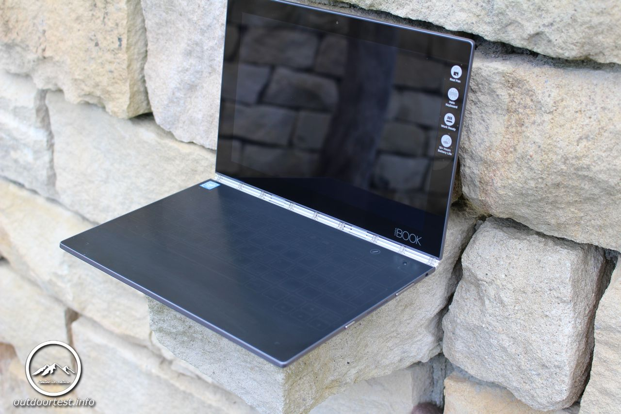 Outdoorküche Klein Yoga : Lenovo yoga book mit android outdoortest.info tested in nature