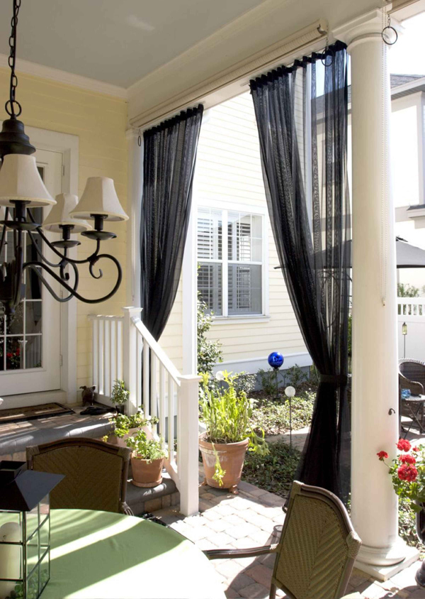 Closing In a Front Porch Ideas  outdoorthemecom