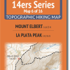 Cover of 14ers Series 6 of 16 - Mount Elbert, La Plata Peak