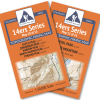 Covers of maps in Elk Mountains Map Pack