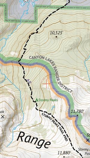 Comanche Peak Wilderness Crop 1