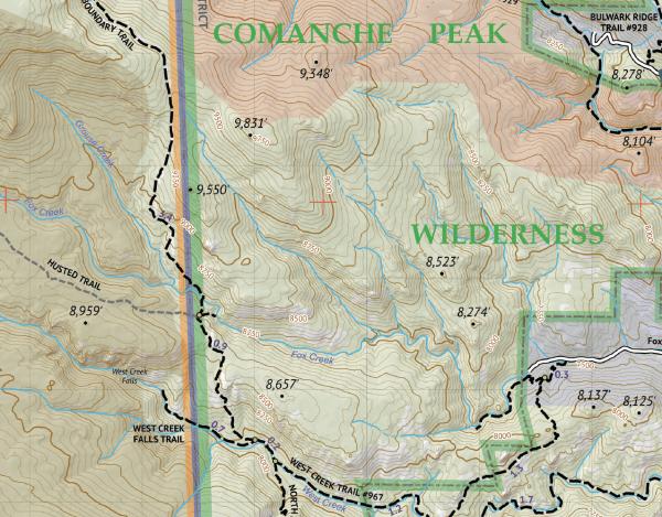 Comanche Peak Wilderness Crop 3