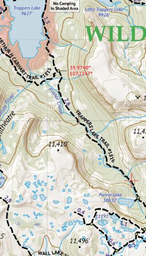 Flat Tops Wilderness Map Crop 2