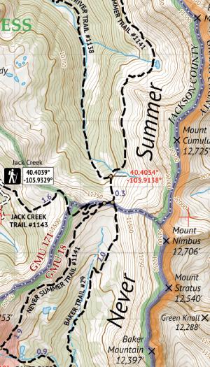 Rocky Mountain National Park Crop 1