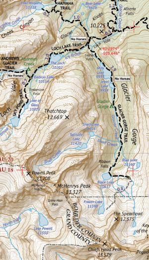 Rocky Mountain National Park Crop 3