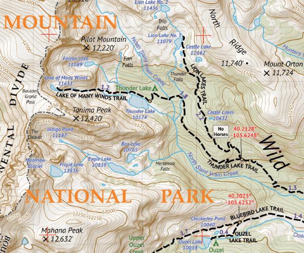 Rocky Mountain National Park Crop 4