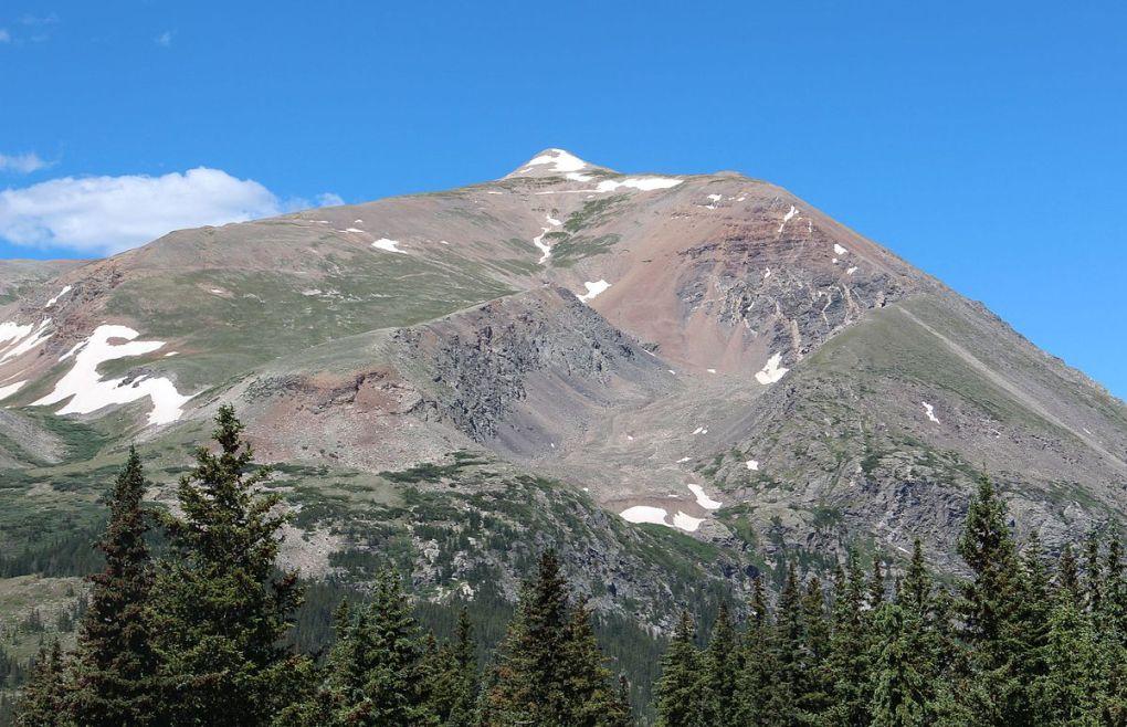 Mount Lincoln, Colorado