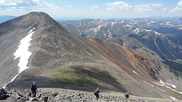 Trail to Grays Peak
