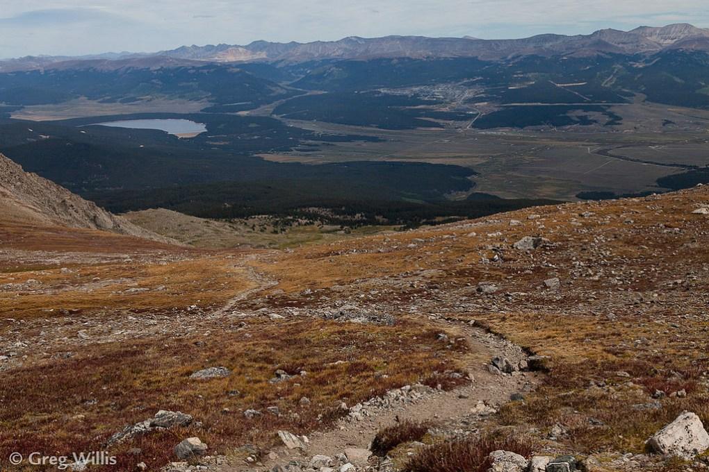 Mount Massive East Trail