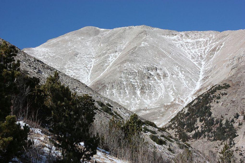 Mount Princeton Colorado