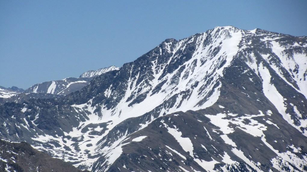La Plata Peak Colorado