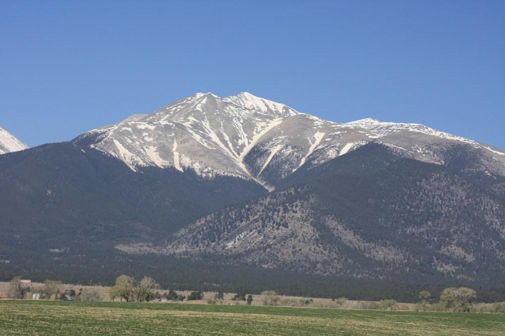 Mount Antero Colorado