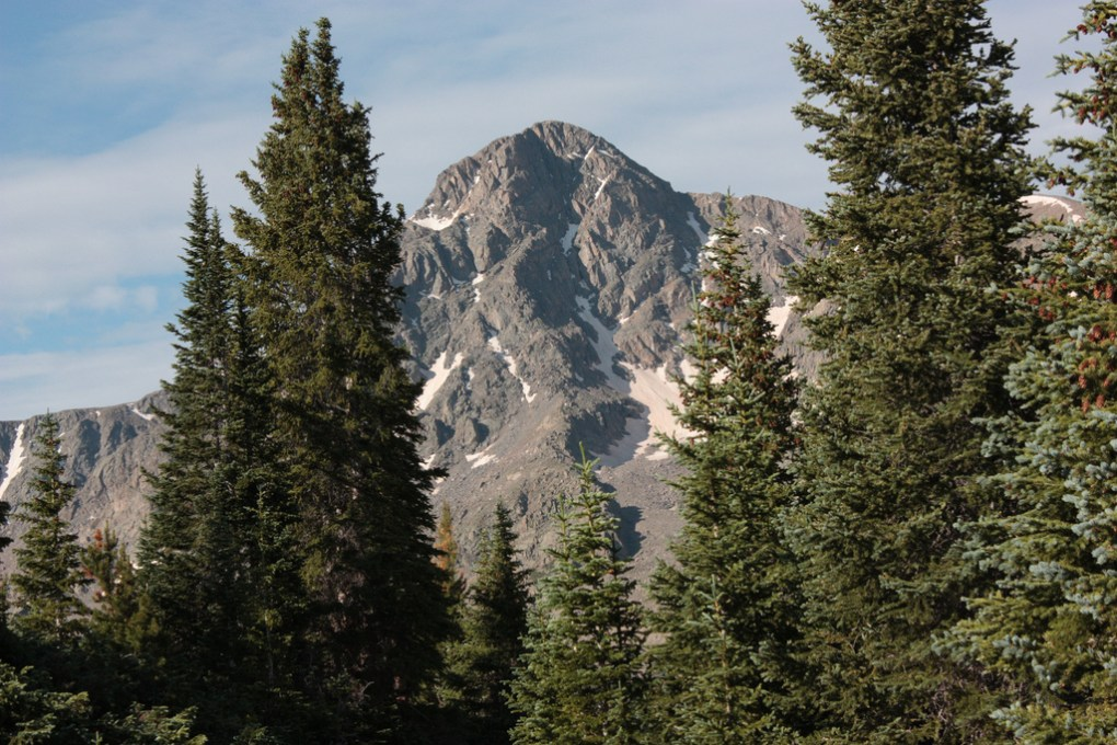 Mount of the Holy Cross hike