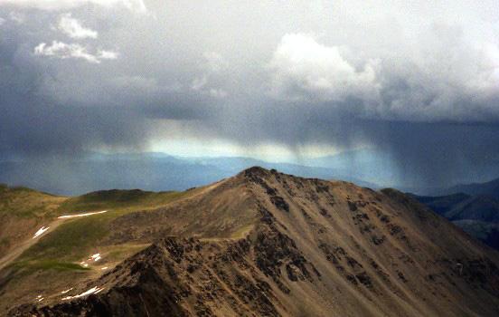 Mount Columbia Colorado