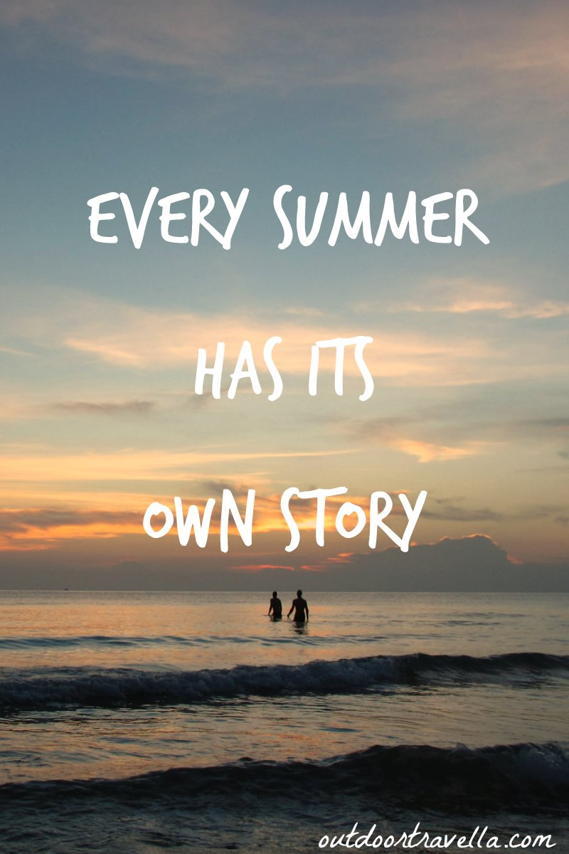 What Are You Favorite Summer Memories? What Is On Your Must Do List? I Know  Iu0027m Ready For A Summer Full Of Adventure, How About You? Summer Quote