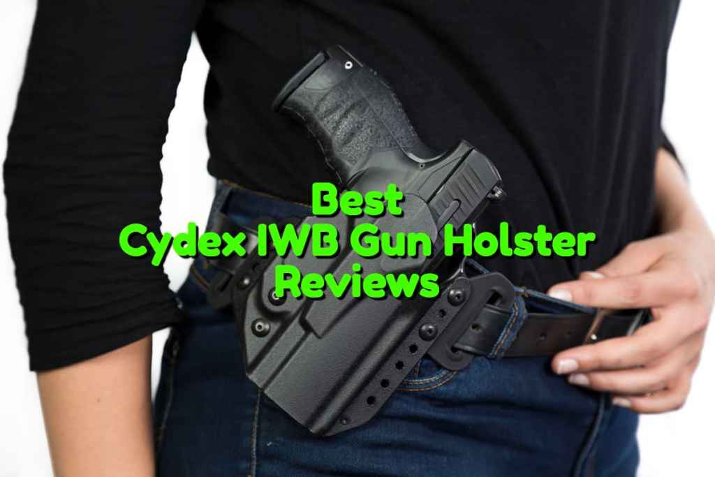 Best Kydex IWB Gun Holster Reviews