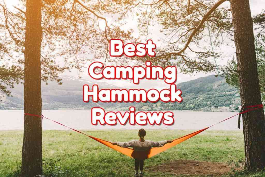 best camping hammock reviews