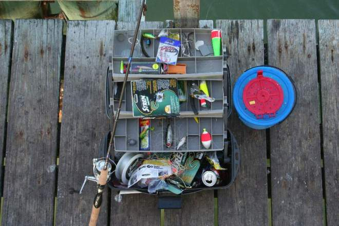 Best tackle box tackle bag 2016