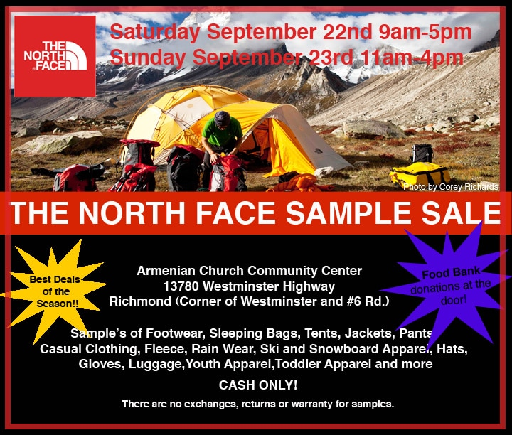 North Face Summit Series 2012