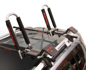 best kayak rack for 2 kayaks