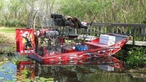 Airboat Websites