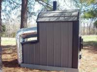 Diy Outdoor Wood Furnace Forced Air