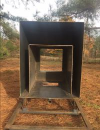 BEST OUTDOOR WOOD FURNACE!