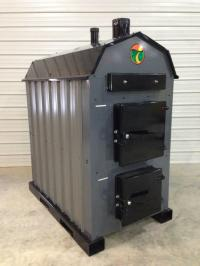 EPA Phase II Qualified GT-6000 Downdraft Gasification Wood ...