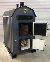 EPA Phase II Qualified GT-6000 Downdraft Gasification Wood ...