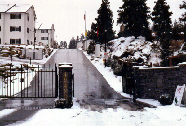 Hydronic Snow Melt Systems Driveway