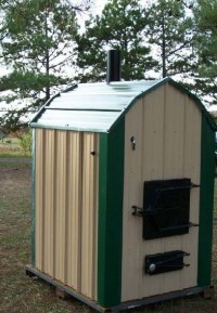 ThermoWind 1000/2000/3000/4000 Waterless Forced-Air Wood ...