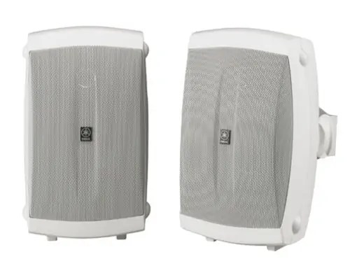 Yamaha NS-AW150W 2-Way Outdoor Speakers