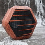 Boombotix REX Tigerwood