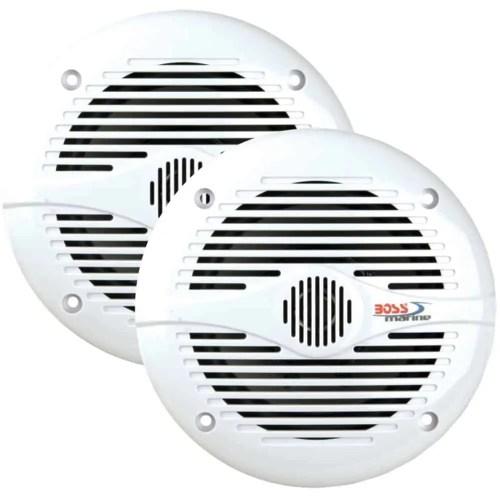 """BOSS AUDIO MR50W Marine 5.25"""" 2-way 150-watt Full Range Speakers"""