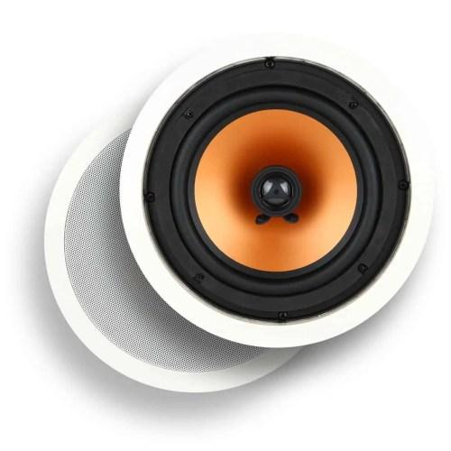 Micca M-8C 8 Inches 2-Way In-Ceiling Speaker