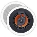 "OSD Audio ICE660 6.5"" 150W Angled In-Ceiling Speaker"