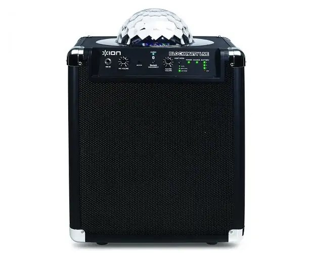 ION Audio Block Party Live Portable Party Speaker Review 1