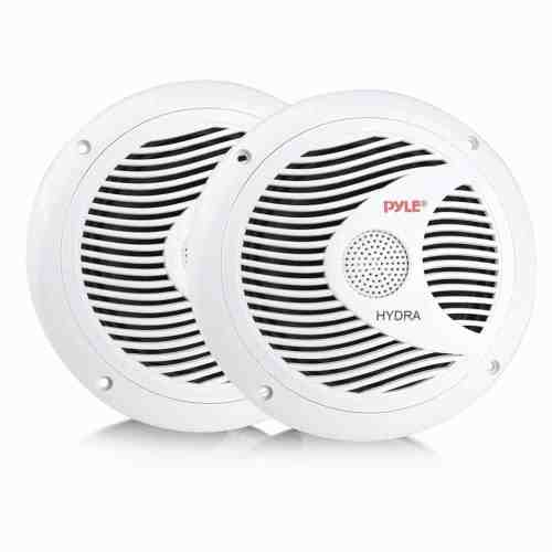 """Pyle Dual 6.5"""" Waterproof Marine Speakers"""