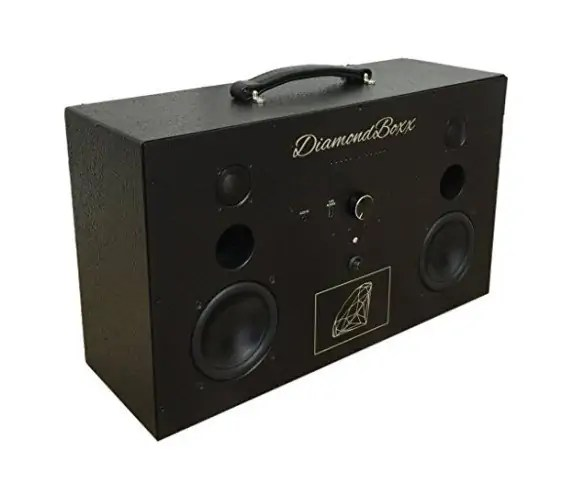 DiamondBoxx Model L Wireless Bluetooth Speaker