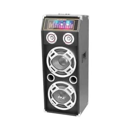 Pyle PSUFM1035A Bluetooth 1000 Watt 2-Way Speaker System