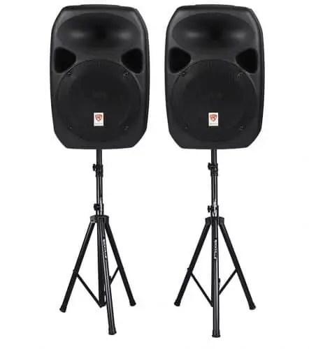 Rockville RPG122K Powered Speakers