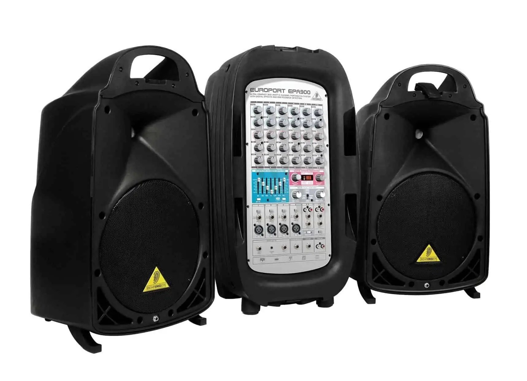 041e4f79621109 The 10 Best Portable PA Systems of 2019