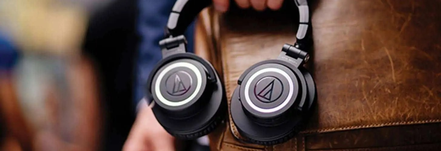 Audio-Technica ATH-M50xBT Review - Outeraudio